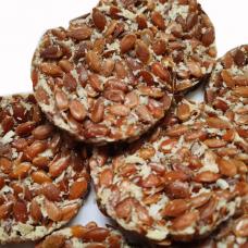 Льняные хлебцы: Кокос