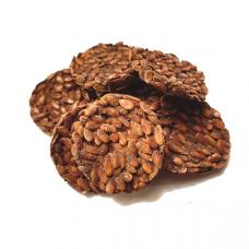 Льняные хлебцы: Шоколад